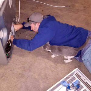 Freezer diagnostics and repair by Able and Ready Appliance Repair