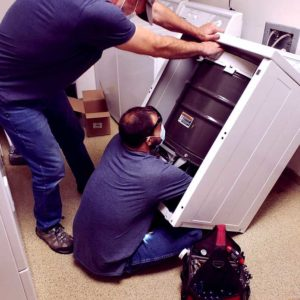 Washer diagnostics and repair by Able and Ready Appliance Repair